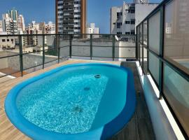 Ampla cobertura com piscina, apartment in Salvador