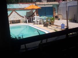 Linda casa para férias, holiday home in Marechal Deodoro