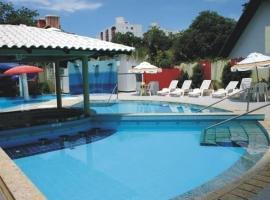 Hot Star Thermas Hotel - INCLUI INGRESSO EM PARQUE AQUÁTICO, hotel in Caldas Novas