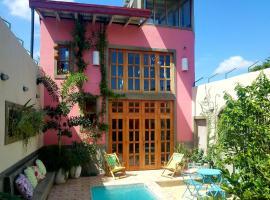 Secret Cottage Granada Nicaragua, serviced apartment in Granada