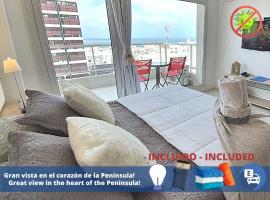 Apartamentos Peninsula de Punta del Este, hotel near Artisans Craft Fair, Punta del Este