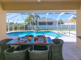 Villa Surfside, Ferienunterkunft in Cape Coral