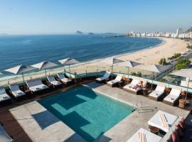 PortoBay Rio de Janeiro, hotel near Post 3 - Copacabana, Rio de Janeiro