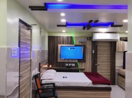 LN BEACH Homestay, beach hotel in Puri