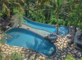 Bucu View Resort a Pramana Experience, hotel in Ubud