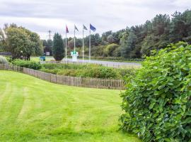 Holiday Inn Newcastle Gosforth Park, hotel with jacuzzis in Newcastle upon Tyne