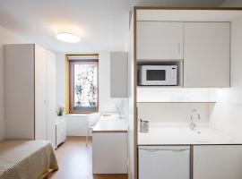 Residencia Unihabit, hostelli Barcelonassa