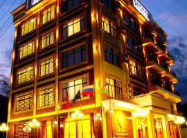 ARK BILLUR HOTEL, hotel en Tashkent