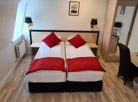 Room Rent Prinsen, hôtel à Aalborg