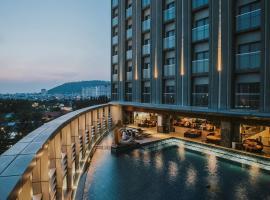 Malibu Hotel, отель в Вунгтау