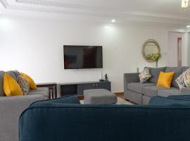 Casa Misa Riverside Apartments by Edmor Suites, hôtel à Nairobi