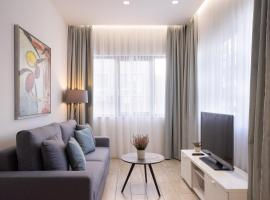 Hestia - Ippokratous 35, serviced apartment in Athens