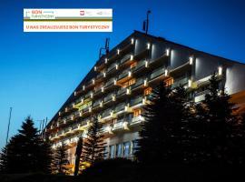 Ośrodek Uzdrowiskowy Biawena, hotel in Wysowa-Zdrój