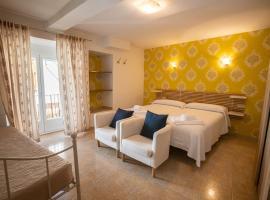 Hotel Rural Martin, hotel en Baños de Montemayor