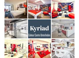 Kyriad Colmar Centre Unterlinden, hotel in Colmar