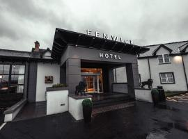 The Fenwick Hotel, hotel in Kilmarnock