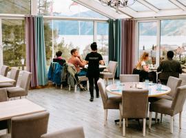 Eidfjord Fjell & Fjord Hotel, hotell i Eidfjord