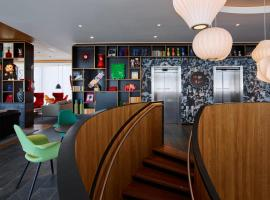 citizenM London Shoreditch, accessible hotel in London