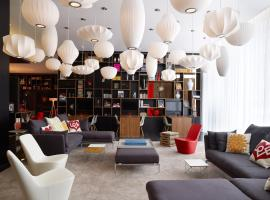 citizenM London Bankside, hotel near Tottenham Hale, London