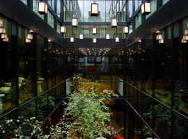 citizenM London Bankside, hotel near Waterloo Station, London