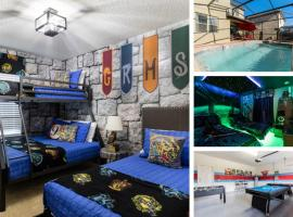 You have Found the Ultimate 5 Bedroom Villa on Windsor at Westside Resort, Orlando Villa 3793, villa in Kissimmee