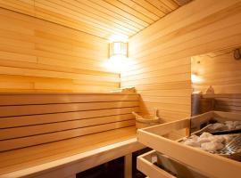Villa Bear De Lux & Sauna, отель в Гдыне