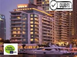 Nuran Marina, hotel near Jumeirah Lake Towers Metro Station, Dubai
