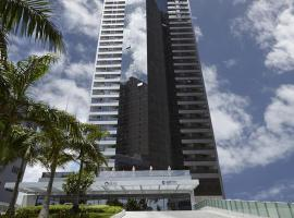 Flat - Beach Class Internacional, apartamento no Recife
