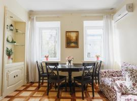 New! Петровка-апартаменты в центре Москвы, apartment in Moscow