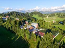 Resort EuroPark Fundata, resort in Fundata