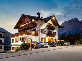 Hotel Natale, hotel in Cortina d'Ampezzo