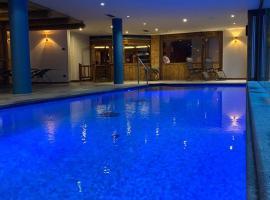La Madonnina Del Gran Paradiso Wellness Hotel, hotel a Cogne