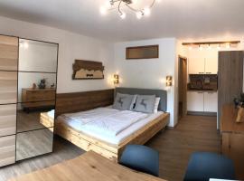 Berghof Apartment Bergwiese Top 31, apartment in Ellmau