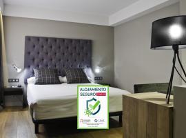 Zenit Abeba, hotel en Madrid