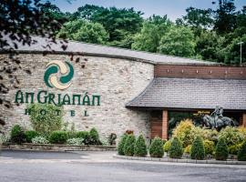 An Grianan Hotel, hotel near Buncrana Golf Club, Burt