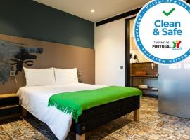 ibis Styles Chaves, hotel perto de Castelo de Chaves, Chaves
