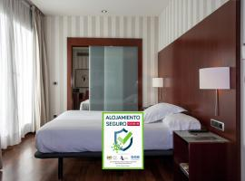 Hotel Zenit Bilbao, hotel near Euskalduna Conference Centre and Concert Hall, Bilbao