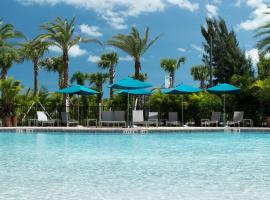 Hampton Inn & Suites Cape Canaveral Cruise Port, Fl, hotel in Cape Canaveral
