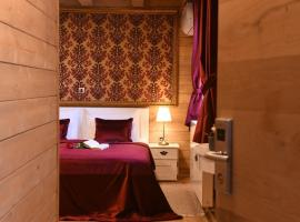 Ethno Hotel Plitvice Lakes Deluxe, hotel in Plitvica selo