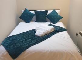 Xclusive Living Stay in Jewelry Quarter, Caroline Street, pet-friendly hotel in Birmingham