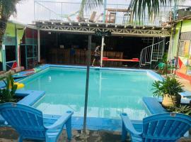 Surf Town Hostal, homestay in San Juan del Sur
