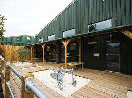 The Tens at Owen House Farm, hotel near Tatton Park, Knutsford