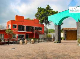 Quinta Decreto Hotel Lodge, hotel in Comala