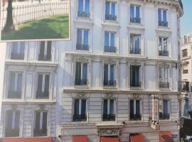 Home Latin, hotel in Paris