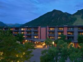 Aspen Square Condominium Hotel, hotel in Aspen