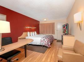 Red Roof Inn Buffalo - Niagara Airport, hotel in zona Aeroporto Internazionale di Buffalo-Niagara - BUF, Williamsville