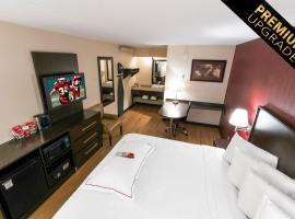 Red Roof Inn PLUS+ Philadelphia Airport, hotel near Philadelphia International Airport - PHL, Essington