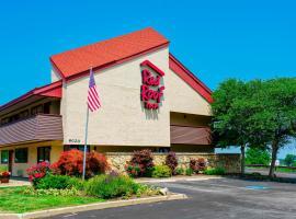 Red Roof Inn Cleveland - Independence, hôtel à Independence