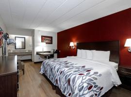 Red Roof Inn Danville, PA, hotel in Danville