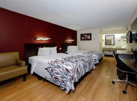Red Roof Inn Dallas - DFW Airport North, hotel in Irving